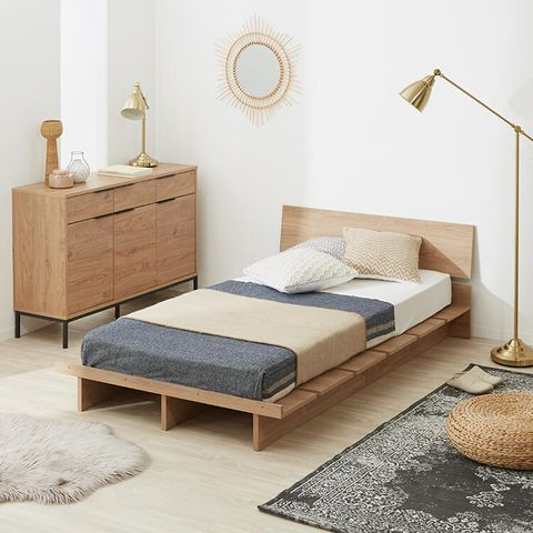 シングルベッドフレーム | 【公式】LOWYA(ロウヤ) 家具・インテリアの ...
